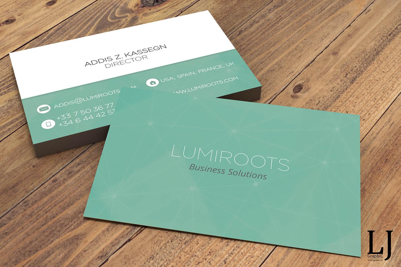 Diseño e impresión de tarjetas