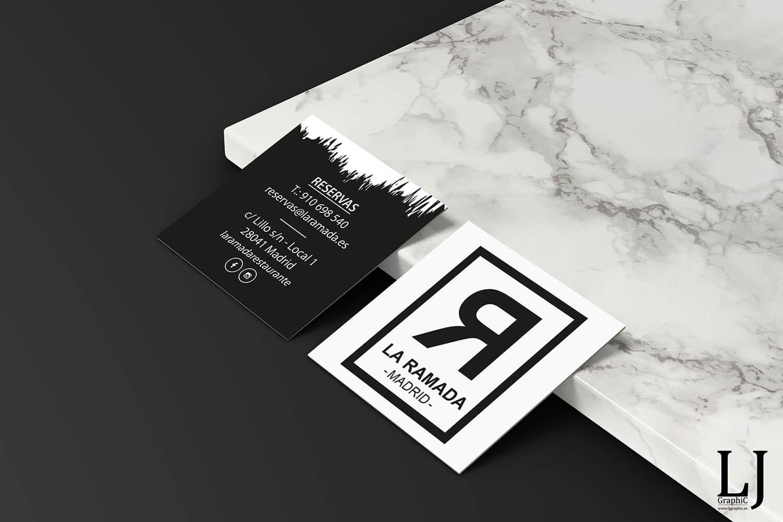 Diseño e impresión de tarjetas de visita Madrid