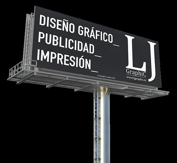 publicidad e impresión en cualquier formato
